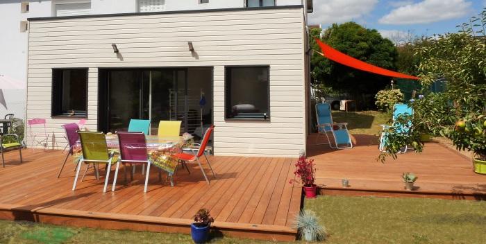 Terrasse bois loire atlantique 44