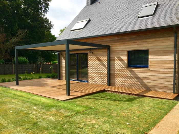 terrasse bois 44 menuiserie paysag re. Black Bedroom Furniture Sets. Home Design Ideas