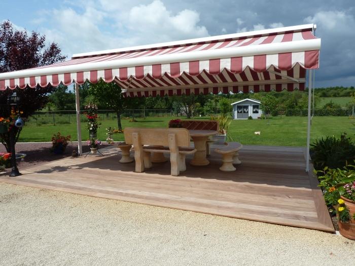 terrasse en bois Drefféac 44